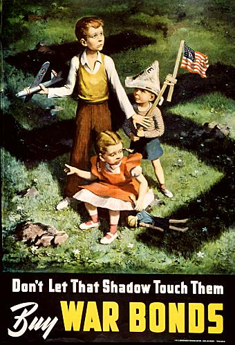 American propaganda in WWII is just a small symbol of breeding hatred
