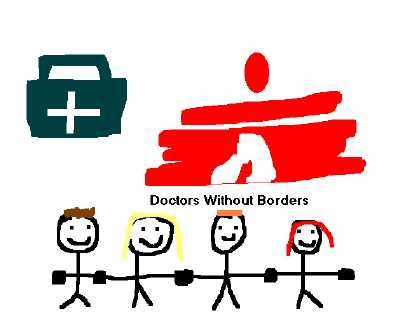 Doctors Without Borders had to withdraw from Iraq