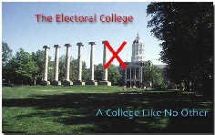 Our Vigilance Electoral College is also a College Like No Other