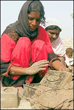 Forced labor is used for work in Multan, Pakistan