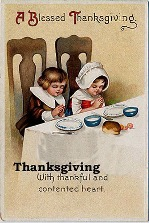 Thanksgiving is a time for all of us to take a break